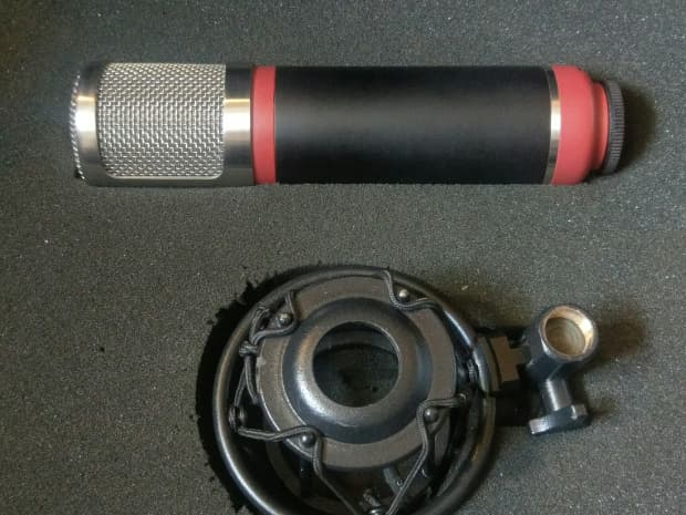 Jvr Auto Sales >> Langevin CR-2001 Microphone By Manley Labs Inc CR-2001 "