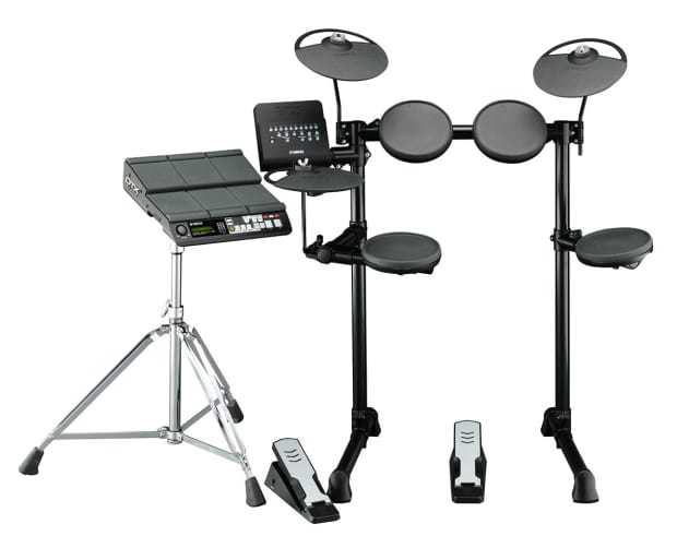 Yamaha dtx400k 400 series electronic drum set reverb for Yamaha dtx400k accessories