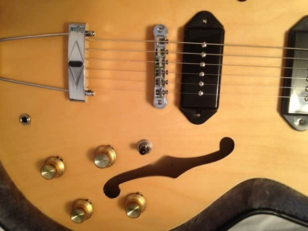 Used Gibson Midtown Standard Natural Finish