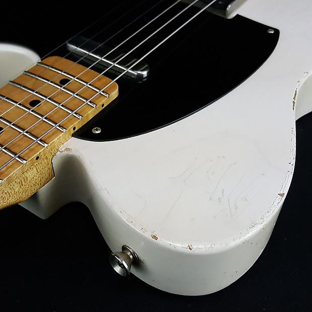rock n roll relics richards model mary kaye finish guitar reverb. Black Bedroom Furniture Sets. Home Design Ideas
