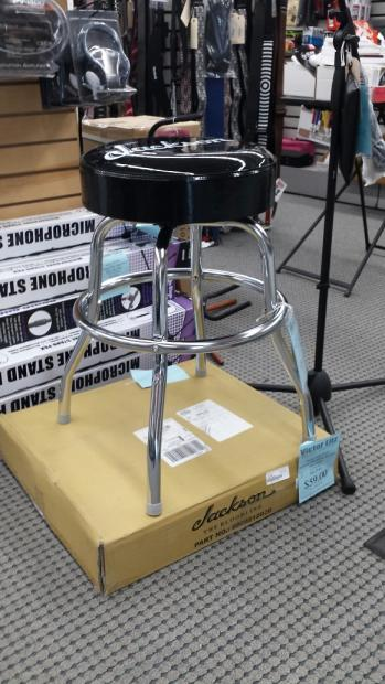 Jackson Guitars Bloodline Logo Bar stool Black 24quot Tall  : q2uzmbadiuyxe5arh5ww from reverb.com size 349 x 620 jpeg 46kB