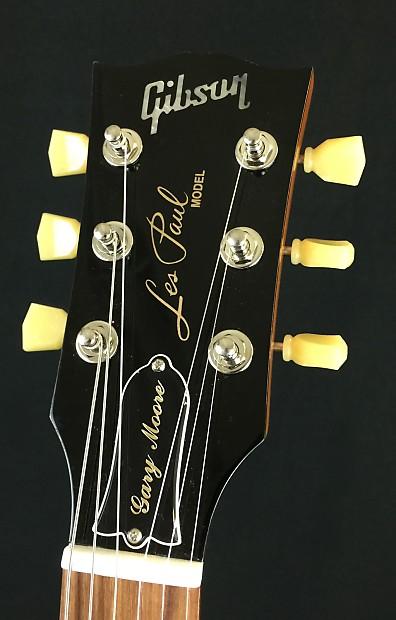 2013 gibson gary moore les paul standard lemonburst reverb - Gibson gary moore ...