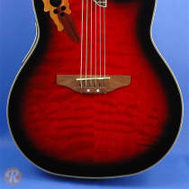 Ovation Celebrity CS-347 1995 Quilted Maple image