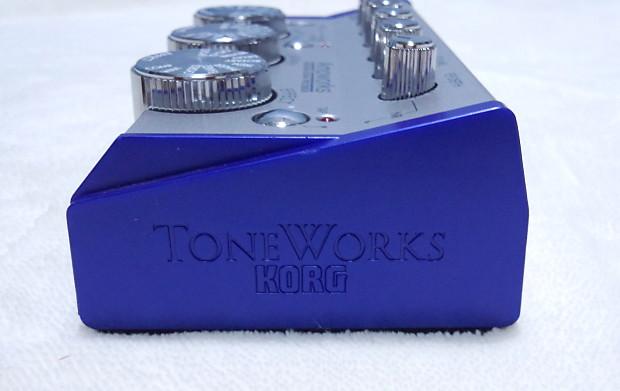 korg toneworks ampworks modeling guitar multi effects reverb. Black Bedroom Furniture Sets. Home Design Ideas