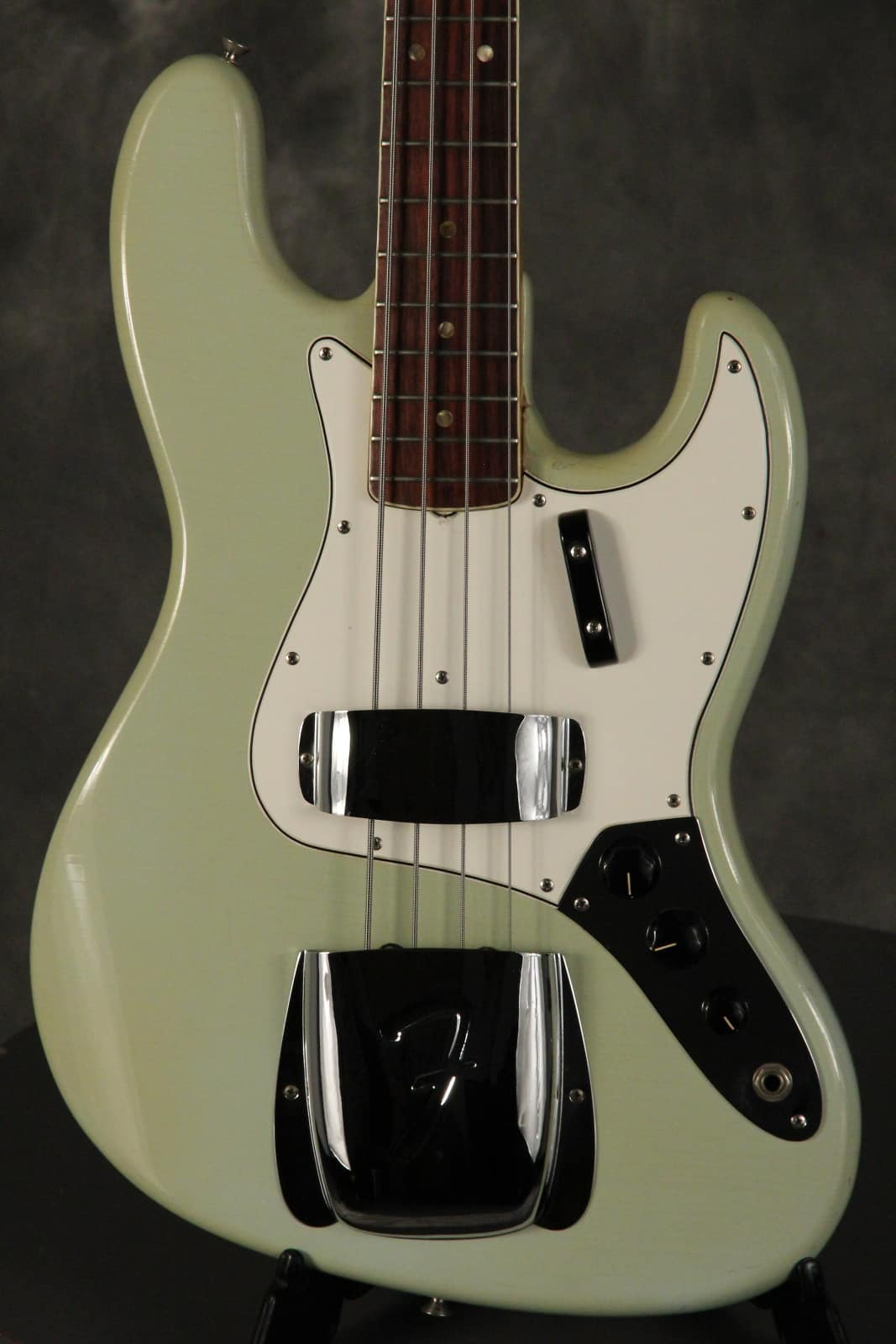 Fender Jazz Bass Rare Custom Color W Matching Headstock