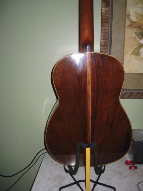 Martinez Auto Parts >> Joachin Martinez Luthier-crafted Classical Guitar, Paracho Mexico | Reverb