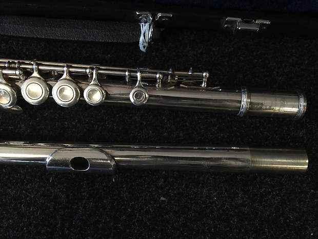 Yamaha student flute model 225sii with case reverb for Yamaha flute 222