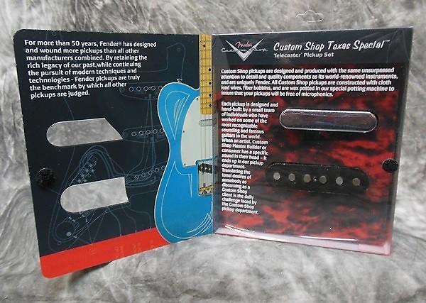 fender custom shop texas special telecaster set used tele reverb. Black Bedroom Furniture Sets. Home Design Ideas