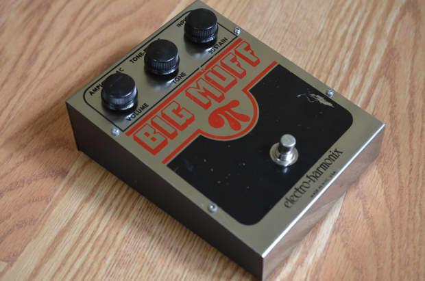 electro harmonix big muff pi v5 op amp tone bypass 1978 reverb. Black Bedroom Furniture Sets. Home Design Ideas