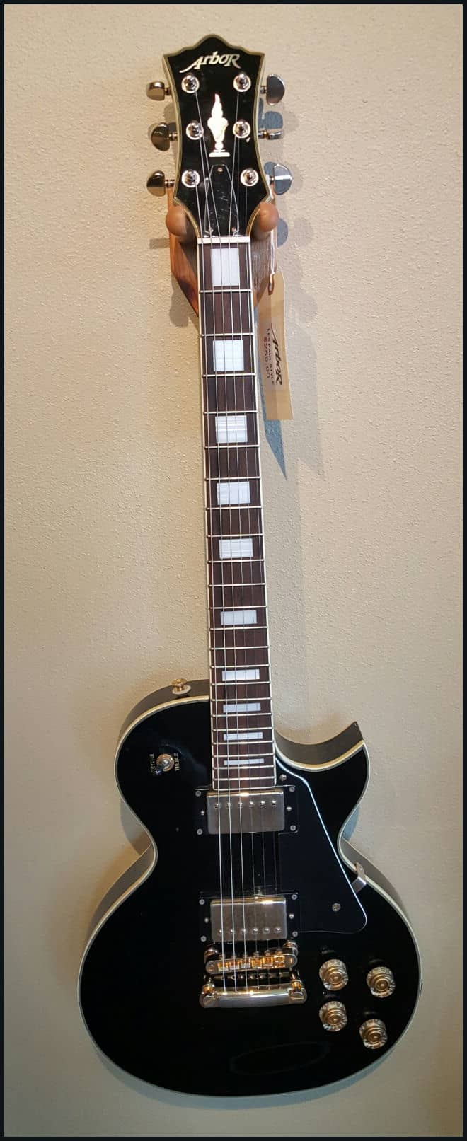 Arbor Ap230 Les Paul Style Lp Electric Guitar Reverb