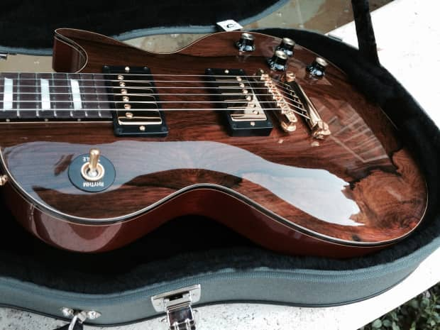 Michaels Auto Sales >> John Bolin Custom Guitars Vintage Style Single Cut Guitar | Reverb