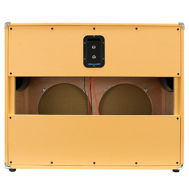 212 guitar speaker cab empty cabinet orange tolex 2x12 reverb. Black Bedroom Furniture Sets. Home Design Ideas