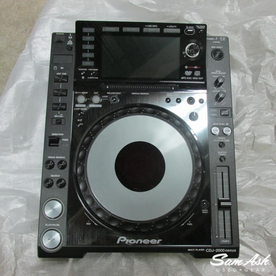 pioneer cdj 2000 nexus reverb. Black Bedroom Furniture Sets. Home Design Ideas