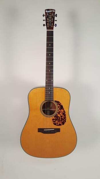 lot o457 blueridge br 140 historic series dreadnaught guitar reverb. Black Bedroom Furniture Sets. Home Design Ideas