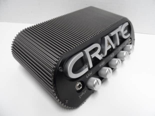 crate power block 150 watt stereo guitar amp amplifier reverb. Black Bedroom Furniture Sets. Home Design Ideas