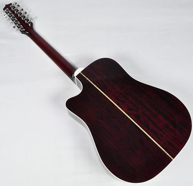takamine jj325src 12 john jorgenson 12 string acoustic guitar reverb. Black Bedroom Furniture Sets. Home Design Ideas