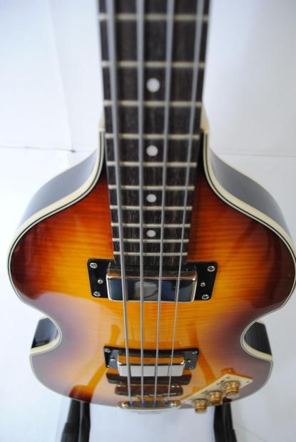 epiphone viola bass vitage sunburst hand crafted in china reverb. Black Bedroom Furniture Sets. Home Design Ideas