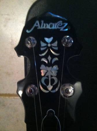 Alvarez Auto Sales >> Alvarez Silver Belle Banjo Sunburst | Reverb