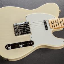 Fender American Vintage '58 Reissue Tele Recent Aged White Blonde image