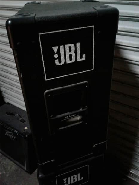 jbl mr series mr826 2012 black reverb. Black Bedroom Furniture Sets. Home Design Ideas