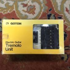 Gotoh Electric Guitar Tremolo Unit OGE106TFB Black image