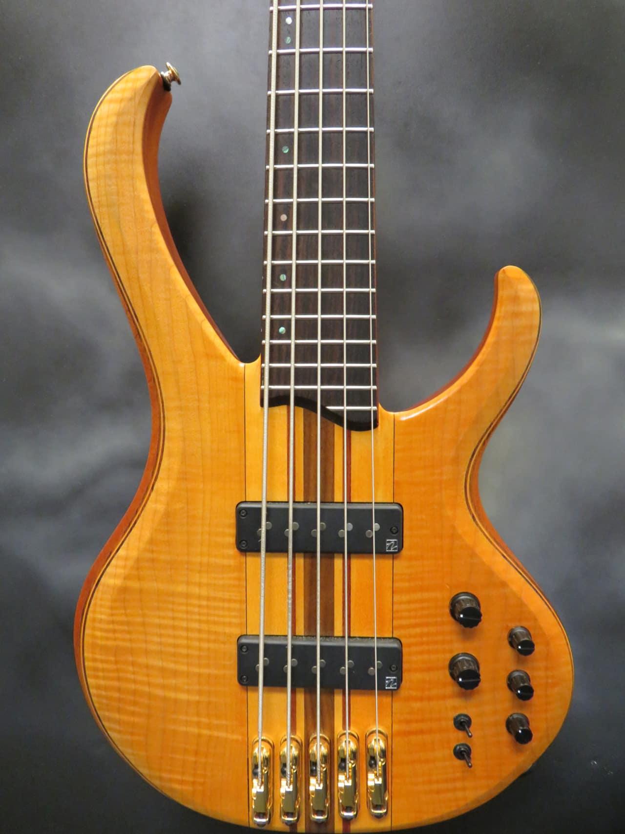 ibanez btb1405e premium 5 string electric bass natural reverb. Black Bedroom Furniture Sets. Home Design Ideas