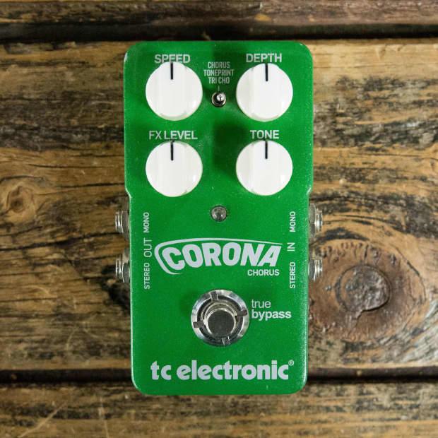 Buyer Protection: TC Electronic Corona Stereo Chorus