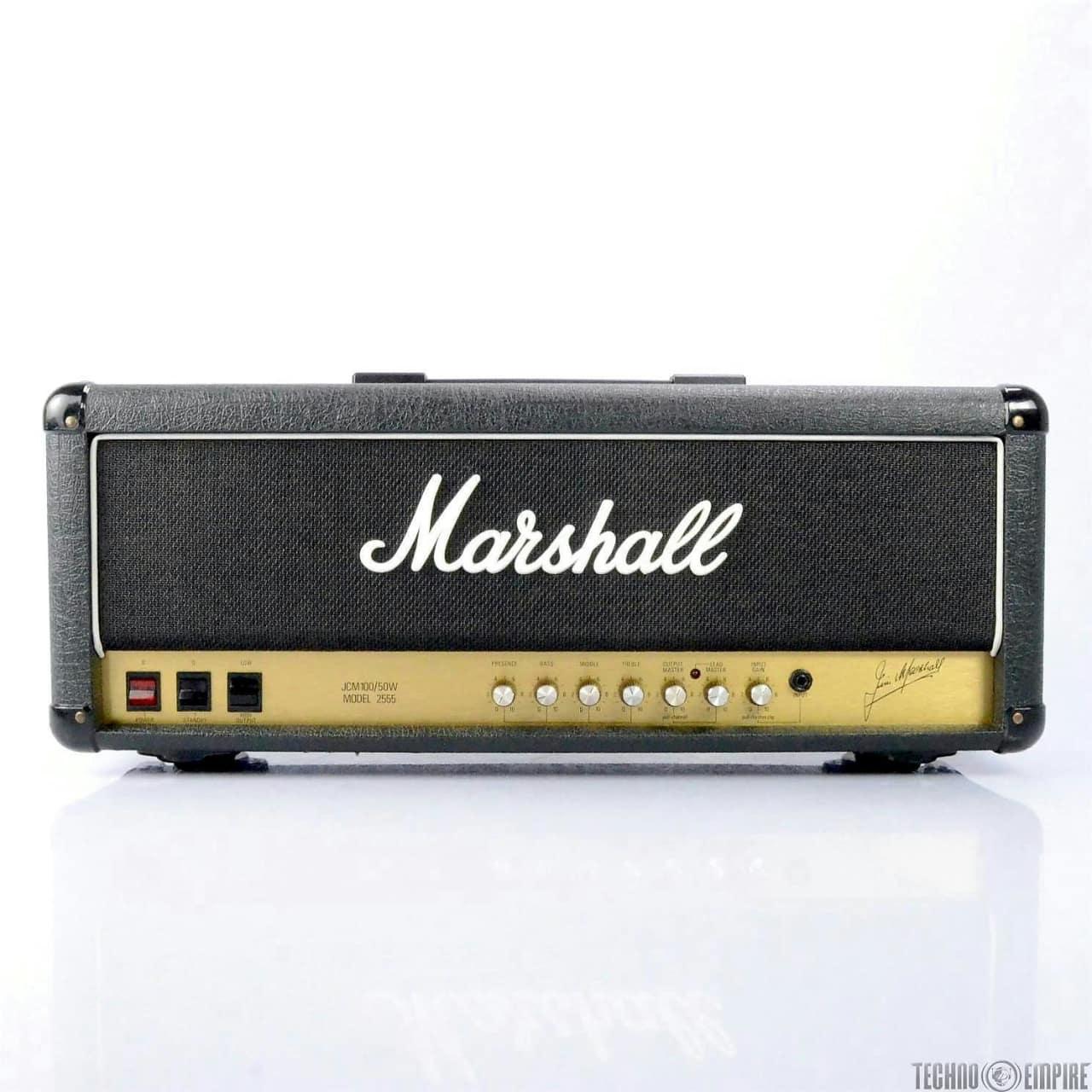 28+ [ Marshall Jcm100 50w 2555 Tube ] Marshall Jcm100 50w 2555 Tube Guitar Head Owned By,Used ...