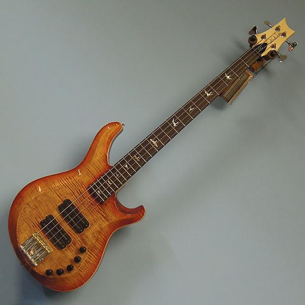 paul reed smith prs gary grainger 4 string bass guitar autumn reverb. Black Bedroom Furniture Sets. Home Design Ideas