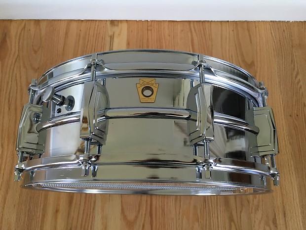 very clean ludwig supraphonic snare drum 1968 reverb. Black Bedroom Furniture Sets. Home Design Ideas