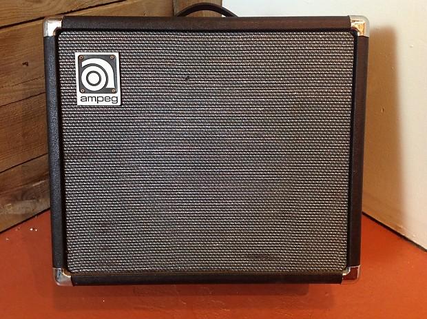 vintage ampeg gt 10 mid 70 39 s solid state amp 10 watt amp reverb. Black Bedroom Furniture Sets. Home Design Ideas
