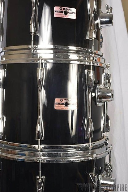 39 78 yamaha recording custom 9 piece drum kit set ian wallace reverb. Black Bedroom Furniture Sets. Home Design Ideas