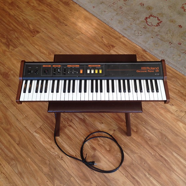 roland ep 09 vintage 90 39 s electric piano reverb. Black Bedroom Furniture Sets. Home Design Ideas