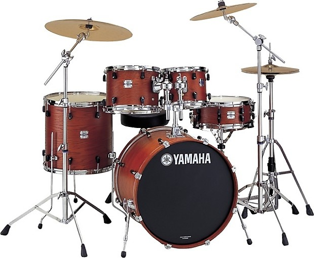 yamaha stage custom advantage nouveau drum set. Black Bedroom Furniture Sets. Home Design Ideas
