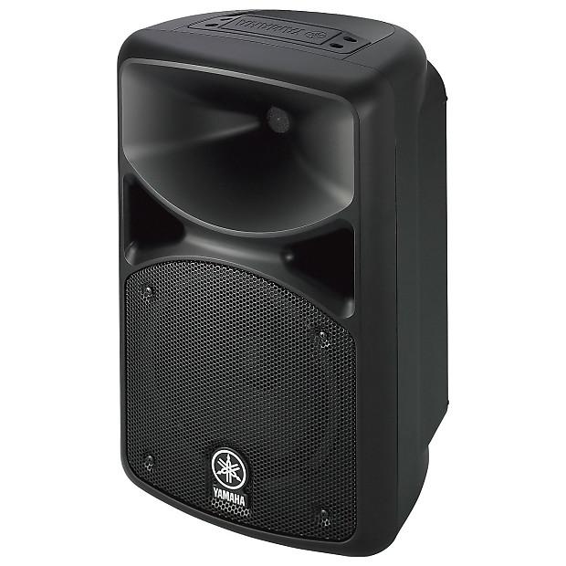 Yamaha Portable Pa Stagepas Powered Mixer