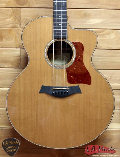 taylor custom ju acoustic guitar reverb. Black Bedroom Furniture Sets. Home Design Ideas
