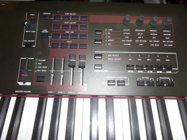 Yamaha Reface Series