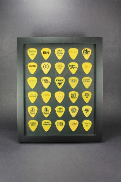 Guitar Pick Frame