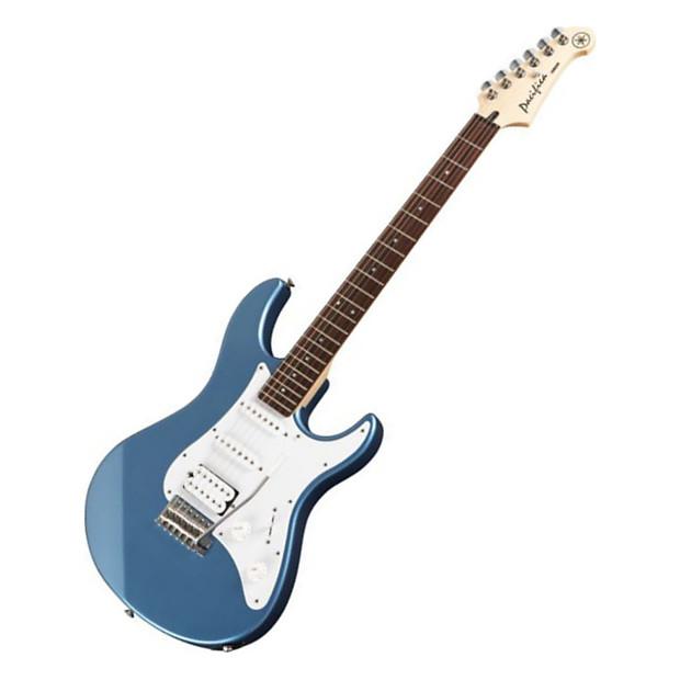 yamaha pacifica pac112j lb lake blue electric guitar reverb. Black Bedroom Furniture Sets. Home Design Ideas