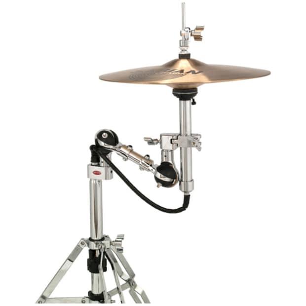 gibraltar 9707ml ua hi hat cymbal stand reverb. Black Bedroom Furniture Sets. Home Design Ideas