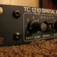 TC Electronic 1210 Spatial Expander + Stereo Chorus Flanger image