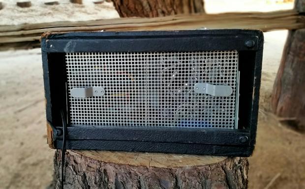 Super Rare Working Vintage 1963 Fender Analog Tape Echo ...