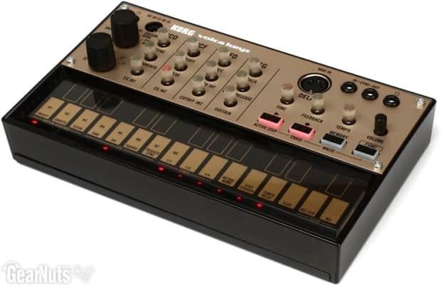 korg volca keys analog loop synthesizer reverb. Black Bedroom Furniture Sets. Home Design Ideas