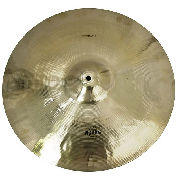19 wuhan crash cymbal traditional cymbals wucr19 new reverb. Black Bedroom Furniture Sets. Home Design Ideas
