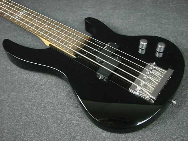 esp ltd b5 jr 5 string short scale electric bass guitar w bag reverb. Black Bedroom Furniture Sets. Home Design Ideas