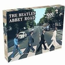 Beatles Abbey Road 1000 Piece Puzzle image