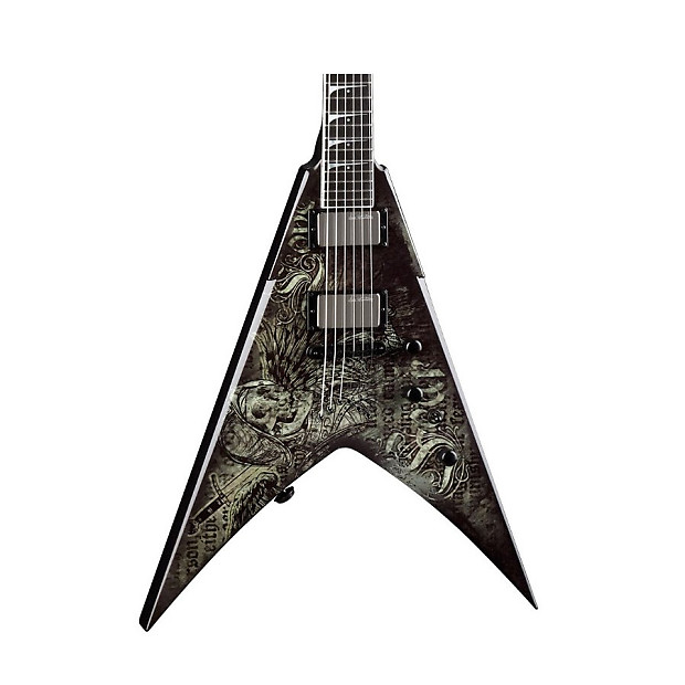 dean dave mustaine vmnt fear signature 6 string electric reverb. Black Bedroom Furniture Sets. Home Design Ideas