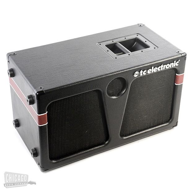 Tc Electronic Toneprint >> TC Electronic K-210 2x10 Bass Cabinet | Reverb