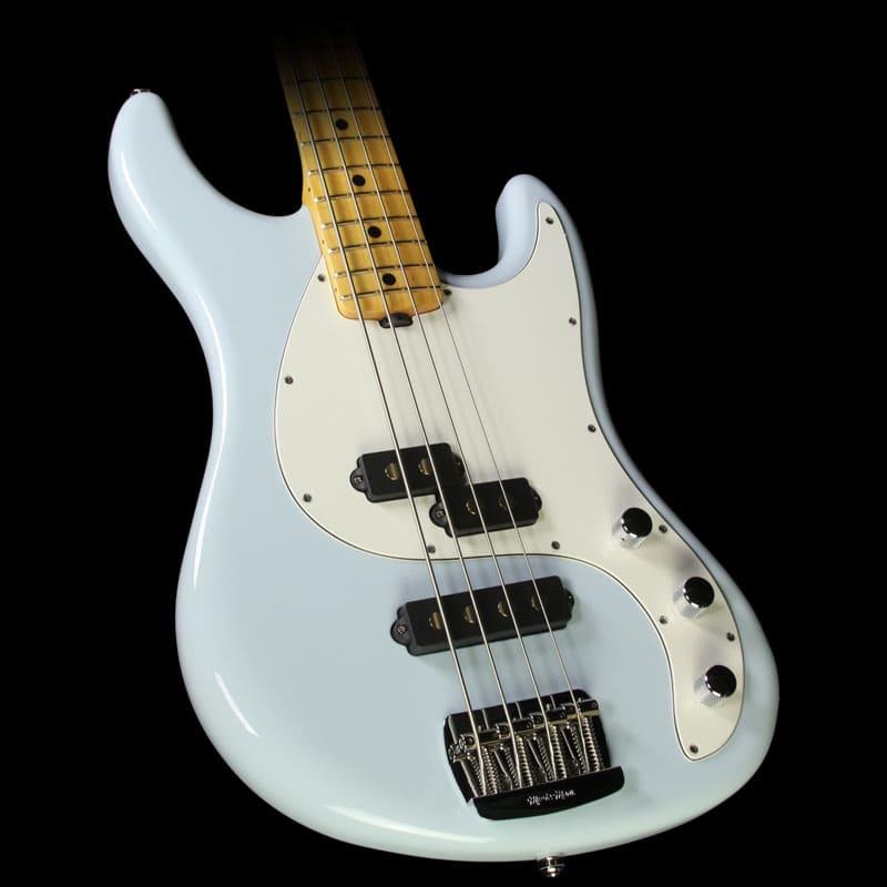 Ernie ball music man caprice electric bass guitar diamond for Guitar domont