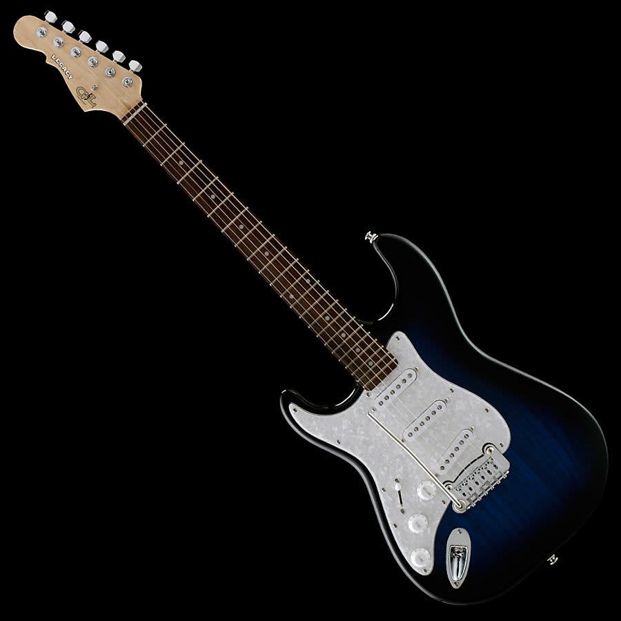 g l tribute legacy lefty guitar reverb. Black Bedroom Furniture Sets. Home Design Ideas